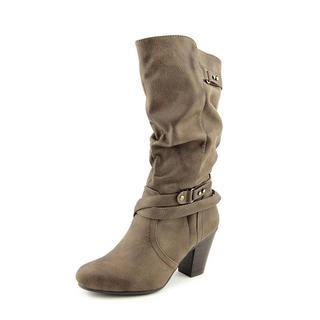 White Mountain Women's 'Gusto' Faux Leather Boots