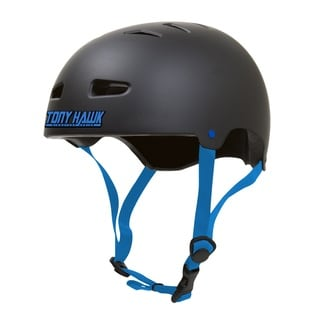 Tony Hawk Black Helmet - Large / X-Large