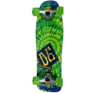 D6 Pool Series 3-inch Skateboard - Tie Dye Blue