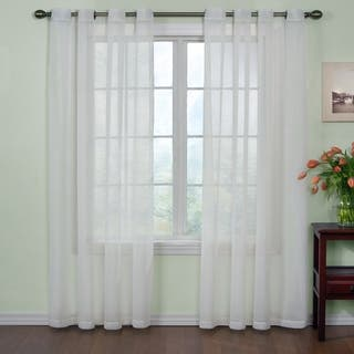 Buy 63 Inches Sheer Curtains Online At Overstockcom Our Best