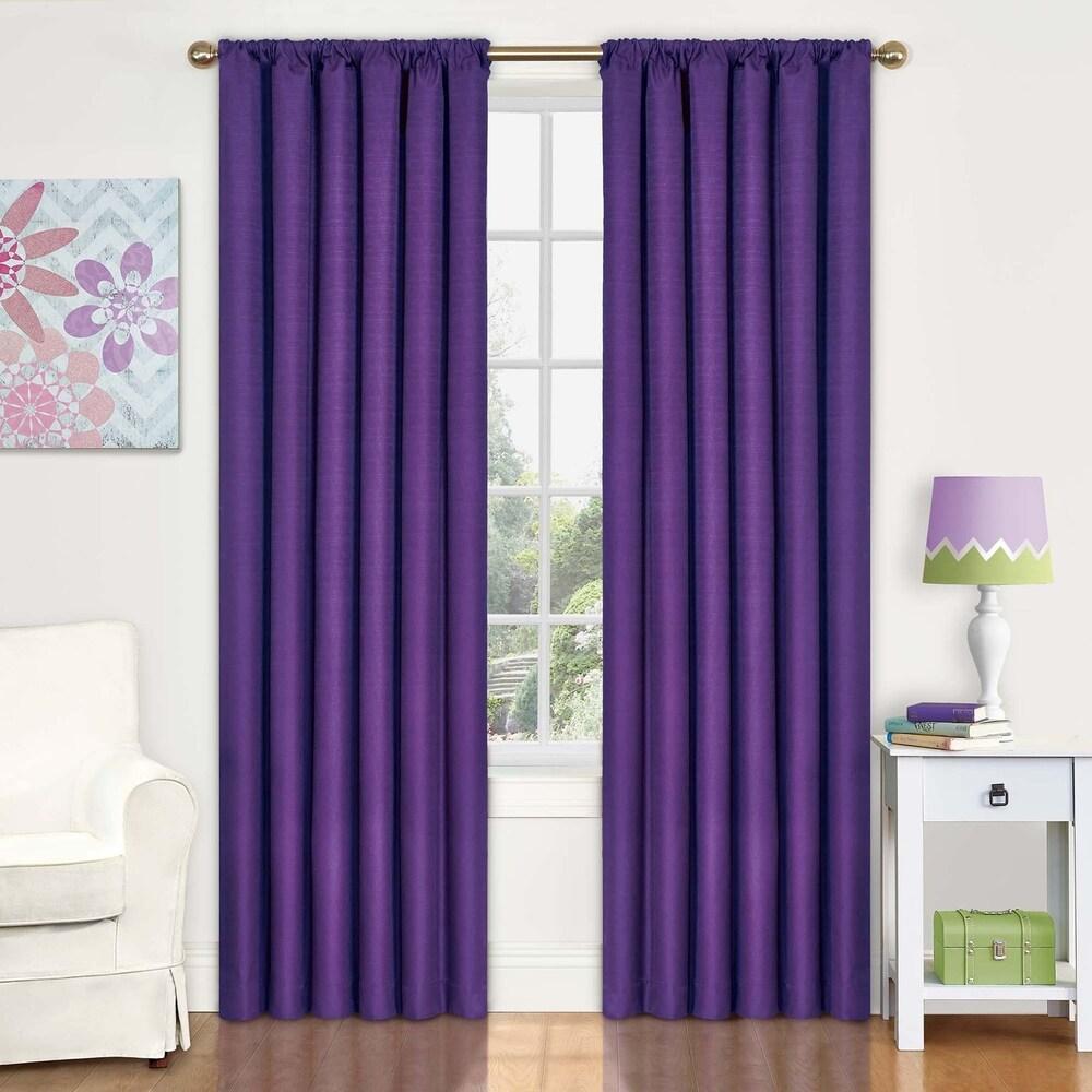 Shop Eclipse Kendall Blackout Window Curtain Panel - 11002714