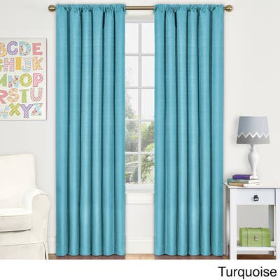 Blue Eclipse Curtains D
