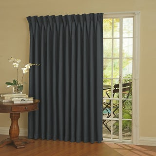Thermal Blackout Patio Door Curtain Panel