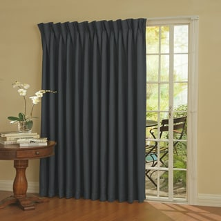 Thermal Blackout Patio Door Curtain Panel
