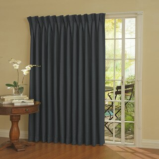 Eclipse Thermal Blackout Patio Door Curtain Panel - 100 x 84