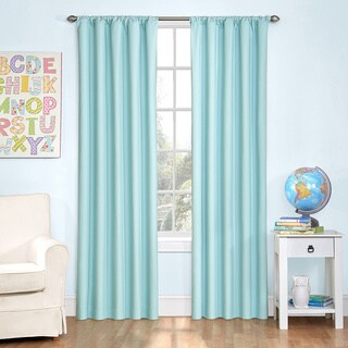 Eclipse Kids Microfiber Blackout Curtain Panel