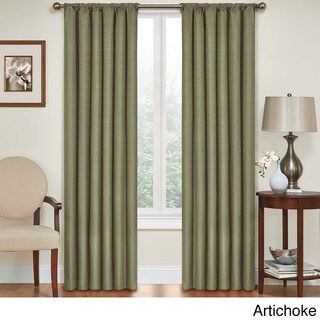 Eclipse Kendall Blackout Window Curtain Panel (3 options available)