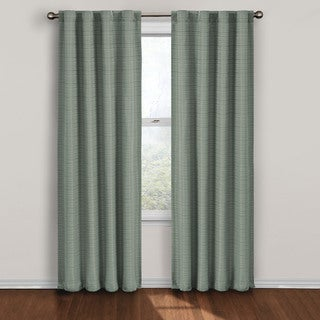 Twist Blackout Window Curtain Panel