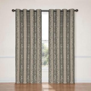 Eclipse Nadya Grommet Blackout Window Curtain Panel