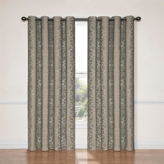 Eclipse Nadya Grommet Blackout Window Curtain Panel