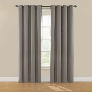 Nadya Solid Blackout Window Curtain Panel