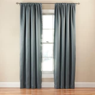 Eclipse Tricia Solid Color Thermapanel Curtain Panel (Single)