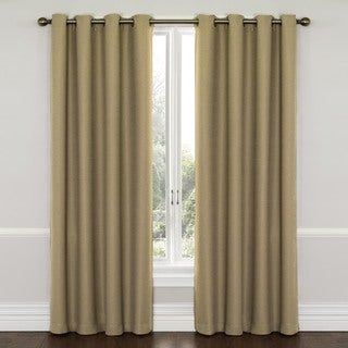 Eclipse Wyndham Grommet Blackout Window Curtain Panel