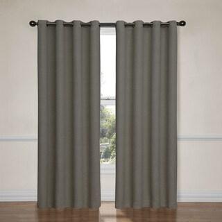 Eclipse Bobbi Grommet Blackout Window Curtain Panel