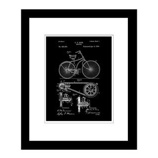 Prestige Art Studios Bicycle Framed Print