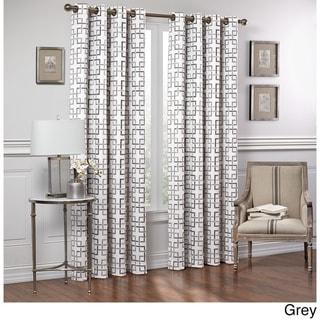 Marley Trellis Curtain Panel