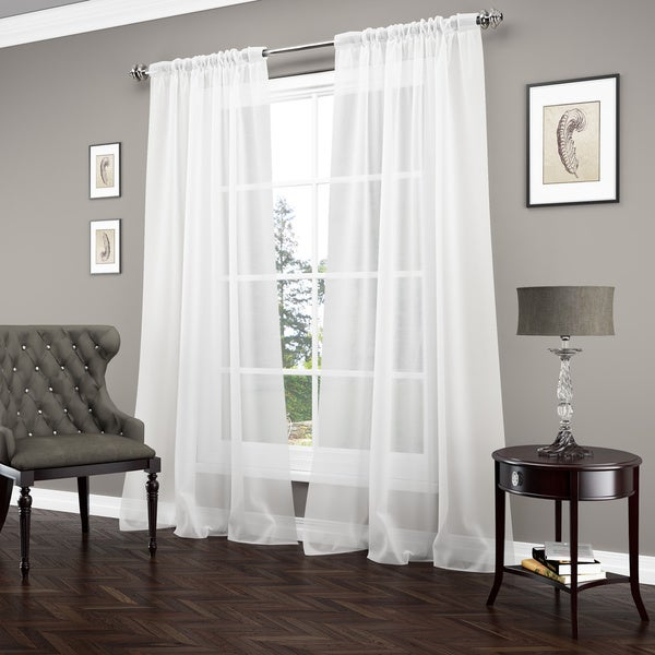 ... Overstock.com Shopping - Great Deals on Vue Signature Sheer Curtains