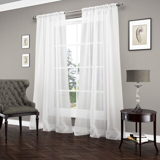 Beautyrest Carrington Luxury Window Sheer