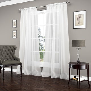 Beautyrest Carrington Luxury Window Sheer