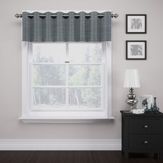 Eclipse Deron Grommet Window Valance