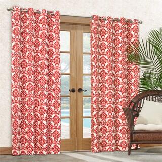Waverly Luminary Indoor/Outdoor Curtain Panel