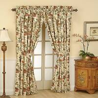 Shop Traditions By Waverly Navarra Floral Curtain Panel