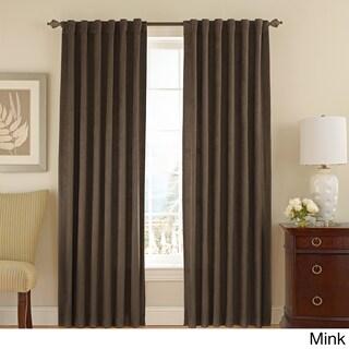 Orla Velvet Blackout Curtain Panel