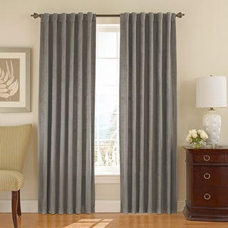 Orla Velvet Blackout Curtain Panel