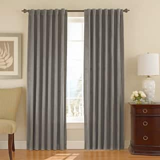 Shop Hayden Solid Blackout Curtain Panel Free Shipping