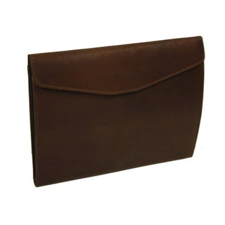 Shop Piel Leather Envelope Padfolio Free Shipping Today