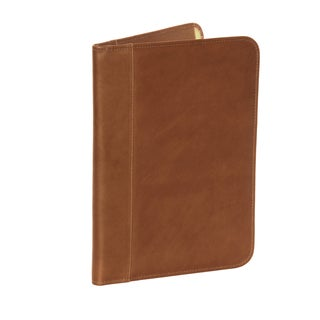 Piel Leather Legal-Size Open Padfolio