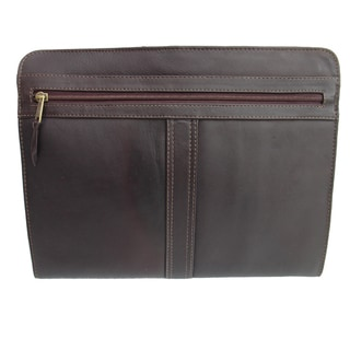 Piel Leather Three-Way Envelope Padfolio