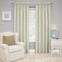 Traditions by Waverly Make Waves Curtain Panel