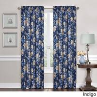 Traditions by Waverly Forever Yours Floral Curtain Panel - 52x84