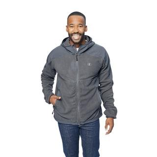 Champion Men's Versatile Zip Front Hoodie