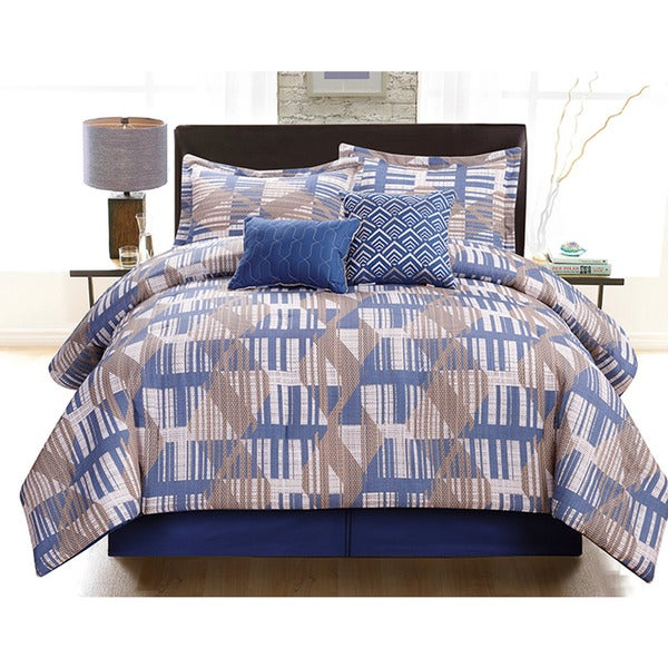 Westwick Queen 6-piece Comforter Set