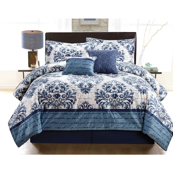 Cosette 6-Piece Comforter Set