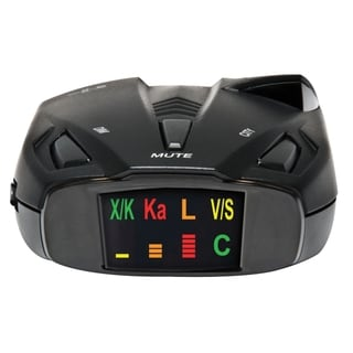 Cobra Electronics Ssr 80 Performance Radar/ Laser Detector (Refurbished)