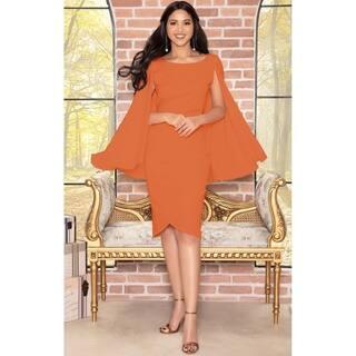 77b30d118ad Orange Dresses