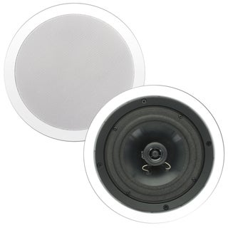 Theater Solutions CS6C In Ceiling 6.5-inch Surround Home Theater Contractor Pair