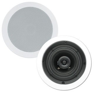 Theater Solutions CS4C In Ceiling Surround Sound Home Theater Contractor Pair