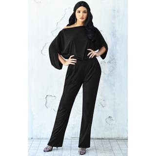 8bdcbde82cc8 Buy Black Rompers   Jumpsuits Online at Overstock