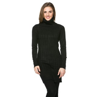High Secret Women's Turtle Neck Tunic