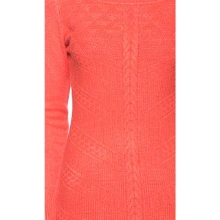 High Secret Women's Texture Knit Tunic Top