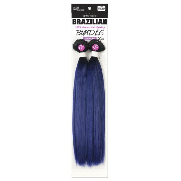 Shop Brazillian Hair Style Essence Remi Touch Yaki Straight 14 Inch