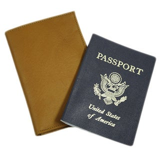 Piel Leather Passport Cover