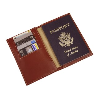 Piel Leather Passport Cover