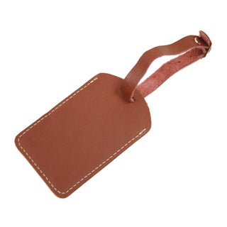 Piel Leather Luggage Tag