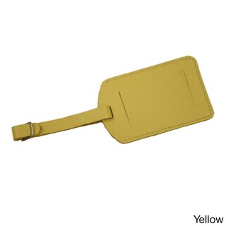 Piel Leather Luggage Tag