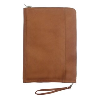 Piel Leather Zip Around Envelope